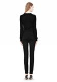 ALEXANDER WANG PINTUCKED SKINNY PANT PANTS Adult 8_n_r