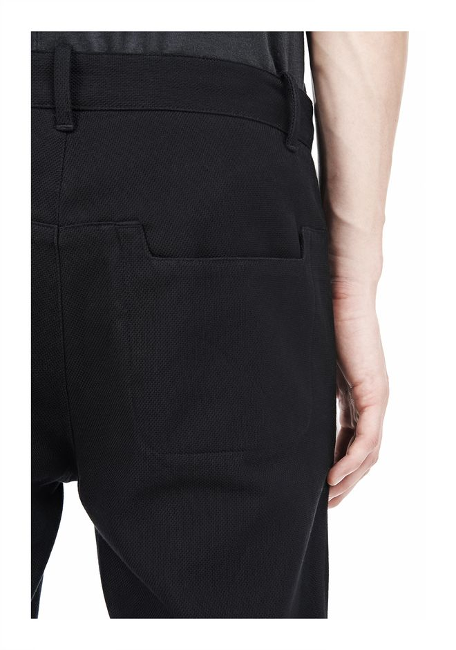 ALEXANDER WANG DRESS TROUSER WITH COIN POCKET DETAIL PANTS Adult 12_n_a