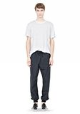 T by ALEXANDER WANG LIGHTWEIGHT NYLON TRACK PANTS PANTS Adult 8_n_f