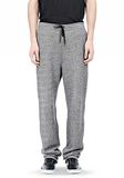 T by ALEXANDER WANG SPECKLED FRENCH TERRY SWEATPANTS PANTS Adult 8_n_d