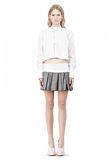 ALEXANDER WANG IRREGULAR PLEAT SKIRT SKIRT Adult 8_n_f