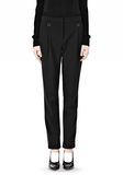 ALEXANDER WANG LOW WAISTED TROUSER PANTS Adult 8_n_d