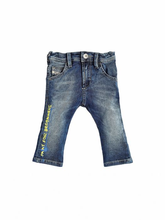 DIESEL KROOLEY B D4B-A Jeans U f