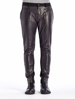 DIESEL BLACK GOLD PINLEAT Pants U f