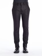 DIESEL BLACK GOLD POARET Pants U f