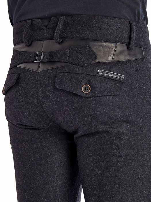 DIESEL BLACK GOLD POARET Pants U a