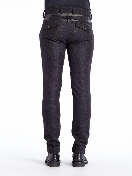 DIESEL BLACK GOLD POARET Pantaloni U e