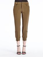 DIESEL BLACK GOLD PECUNIA Pants D f