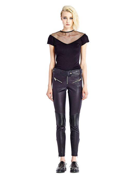 DIESEL L-PISCULE Pantalon D r