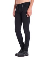 DIESEL SLEENKER ZIP JOGGJEANS 0608V Jeans U a