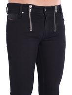 DIESEL SLEENKER ZIP JOGGJEANS 0608V Jeans U b