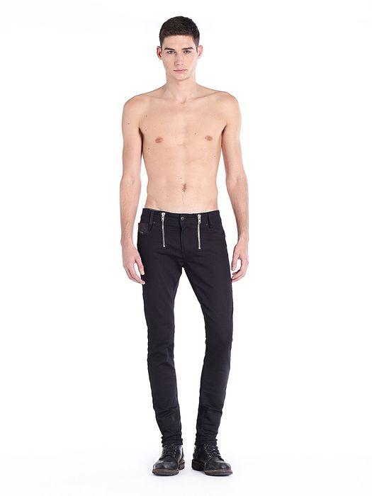 DIESEL SLEENKER ZIP JOGGJEANS 0608V Jeans U d