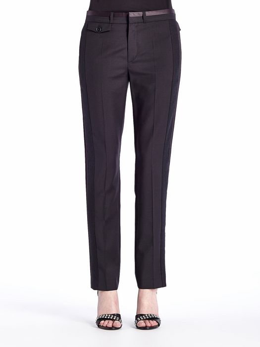 DIESEL BLACK GOLD POKER Pants D f
