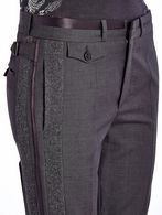 DIESEL BLACK GOLD POKER Pants D a