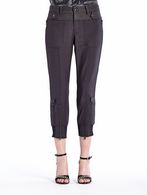 DIESEL BLACK GOLD PECUNIA-W Pants D f