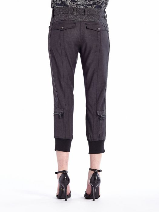DIESEL BLACK GOLD PECUNIA-W Pants D e