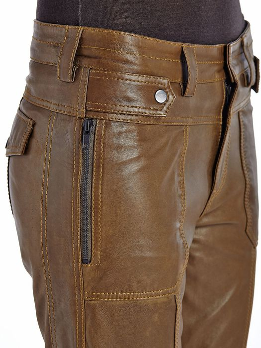 DIESEL BLACK GOLD PECUNIA-L Pants D a