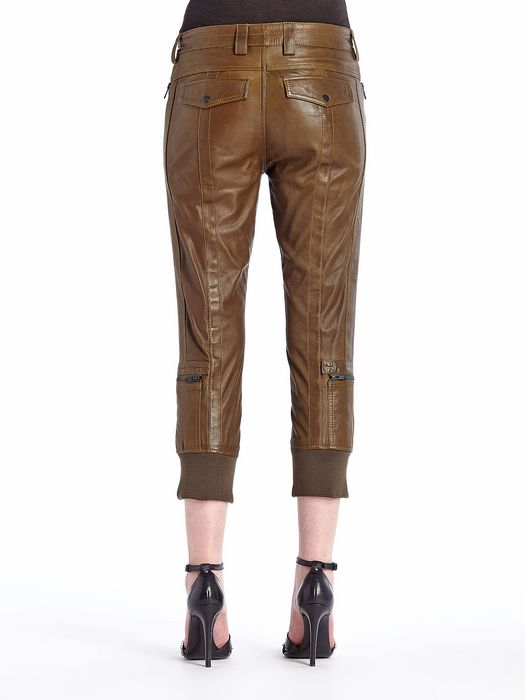 DIESEL BLACK GOLD PECUNIA-L Pants D e