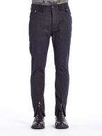 DIESEL BLACK GOLD PULTY-PATCH Pantaloni U f