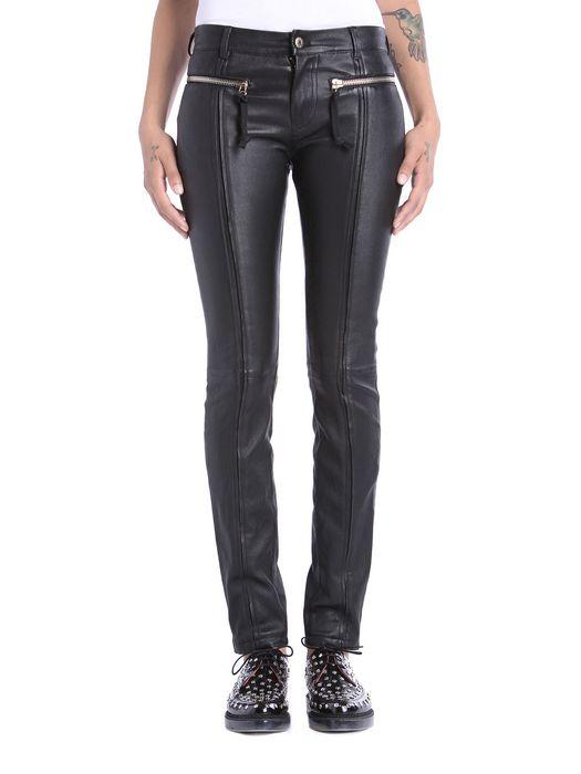 DIESEL L-GOIDY Pants D f