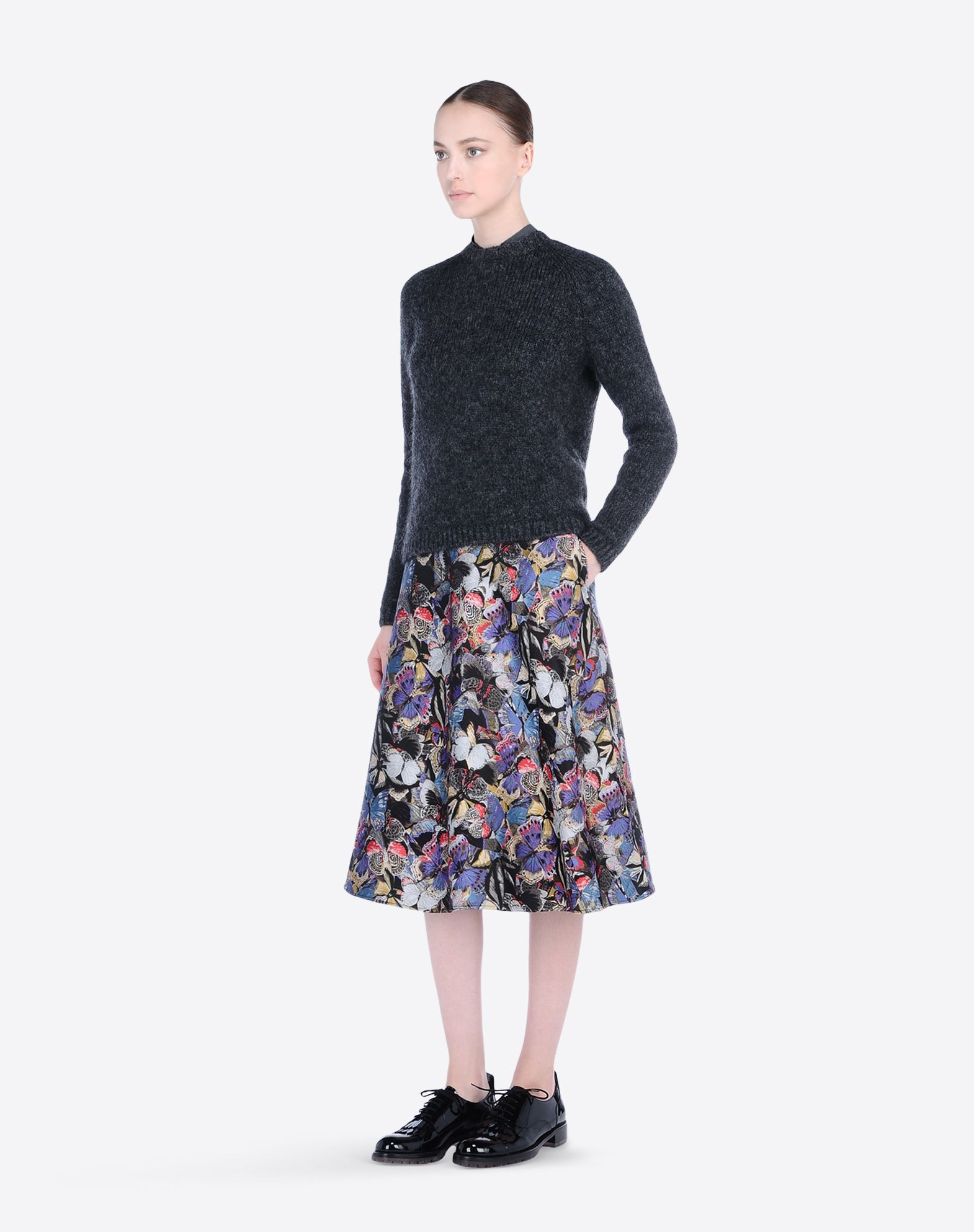 VALENTINO HB3GN150-V60706B M00 Skirts and Pants D a