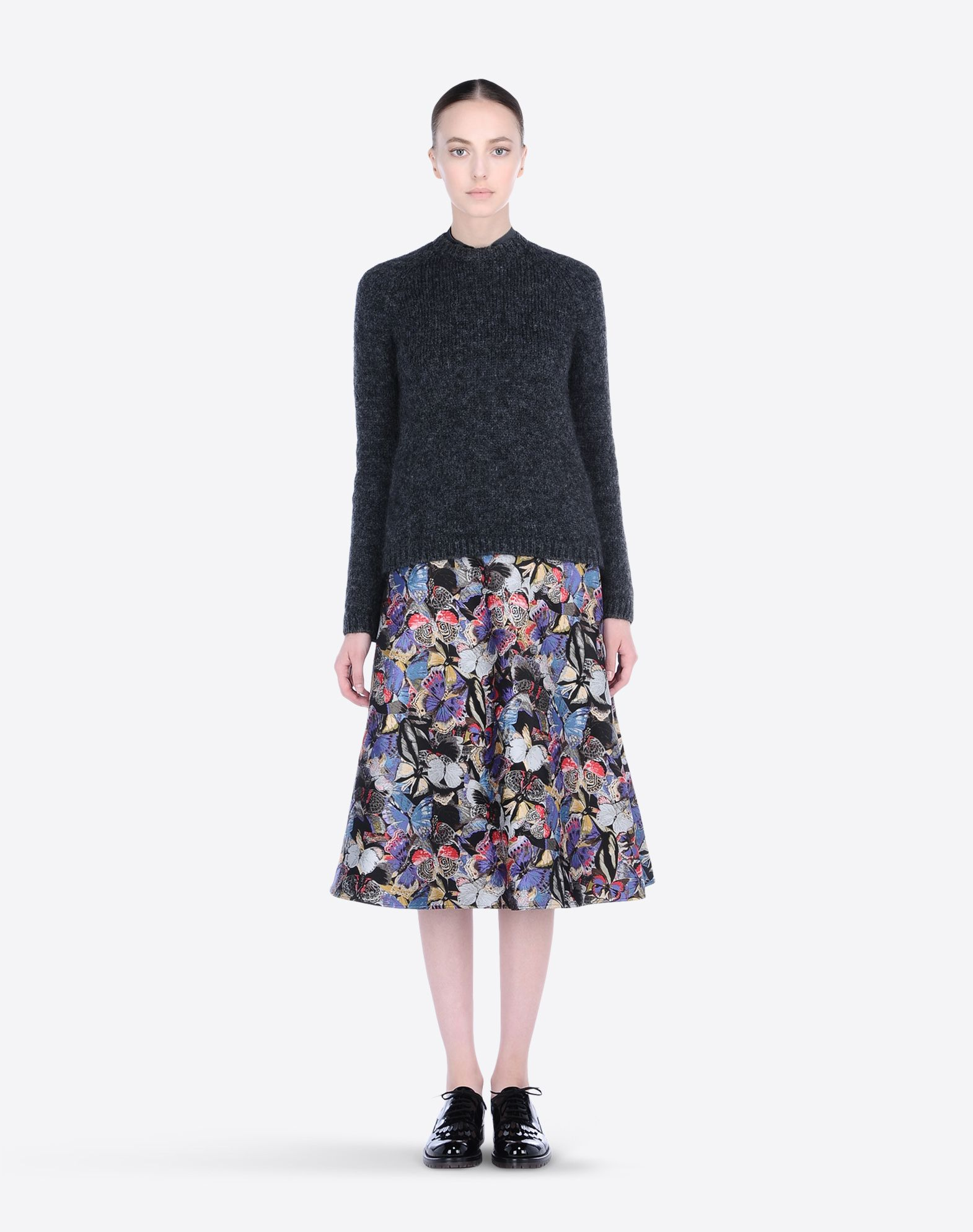 VALENTINO HB3GN150-V60706B M00 Skirts and Pants D f