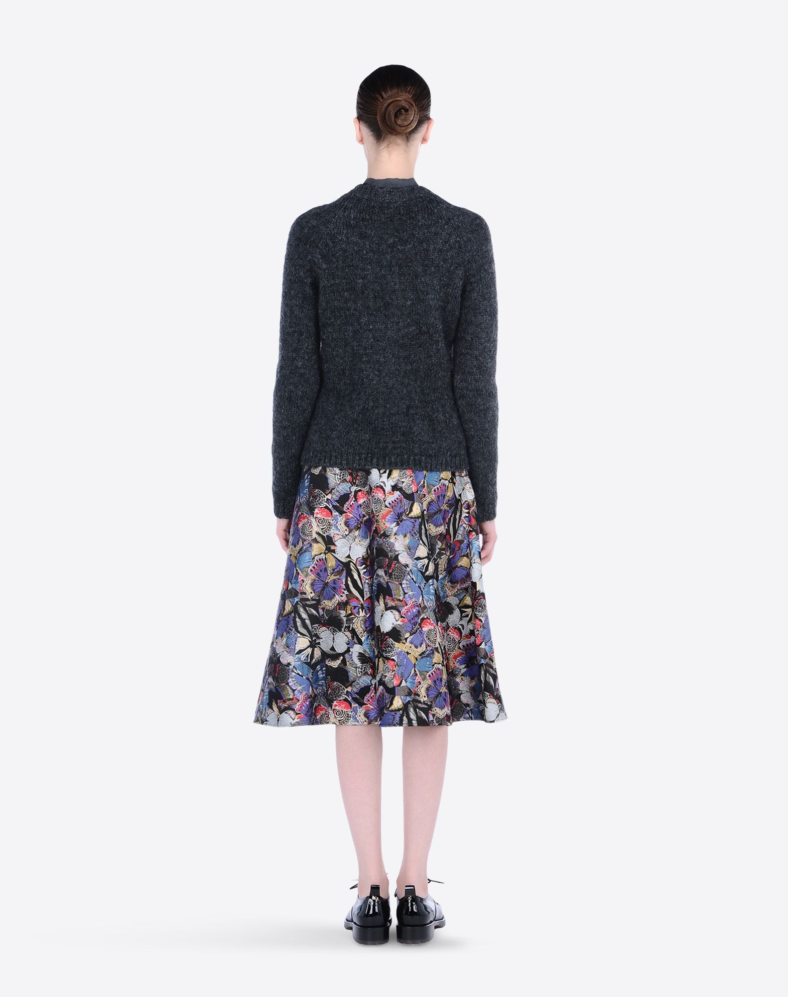 VALENTINO HB3GN150-V60706B M00 Skirts and Pants D r