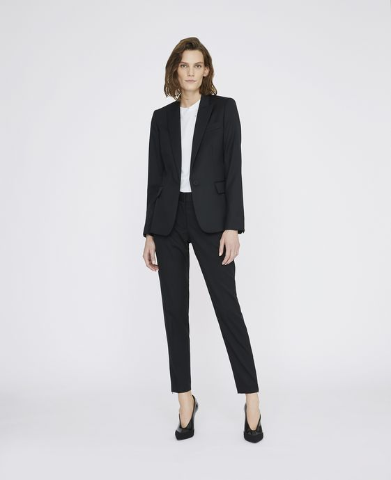 STELLA McCARTNEY Vivian Trousers Tailored D h