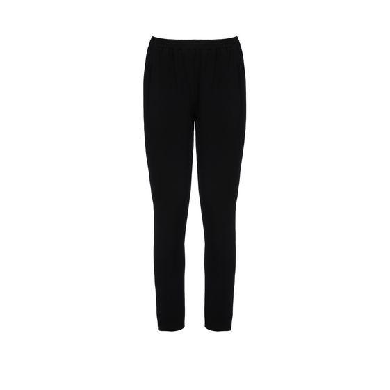 Black Tamara Trousers