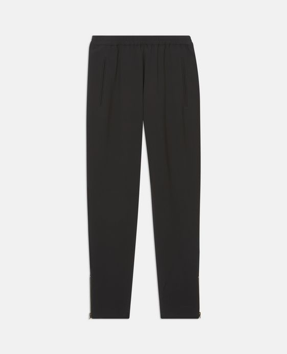 STELLA McCARTNEY Black Tamara Trousers Tailored D c