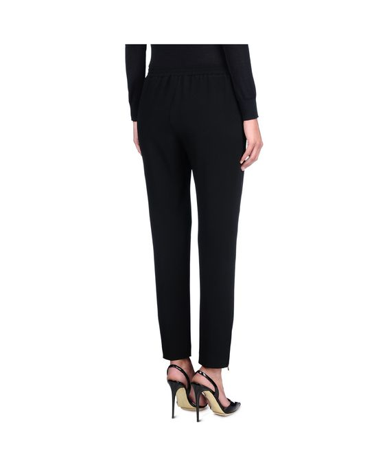 STELLA McCARTNEY Black Tamara Trousers Tailored D i