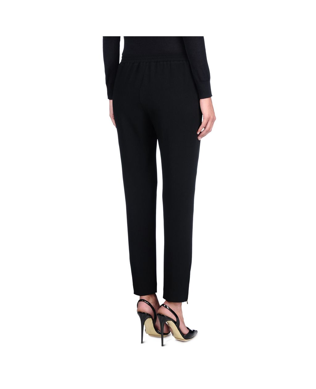 Pantalon Tamara noir - STELLA MCCARTNEY