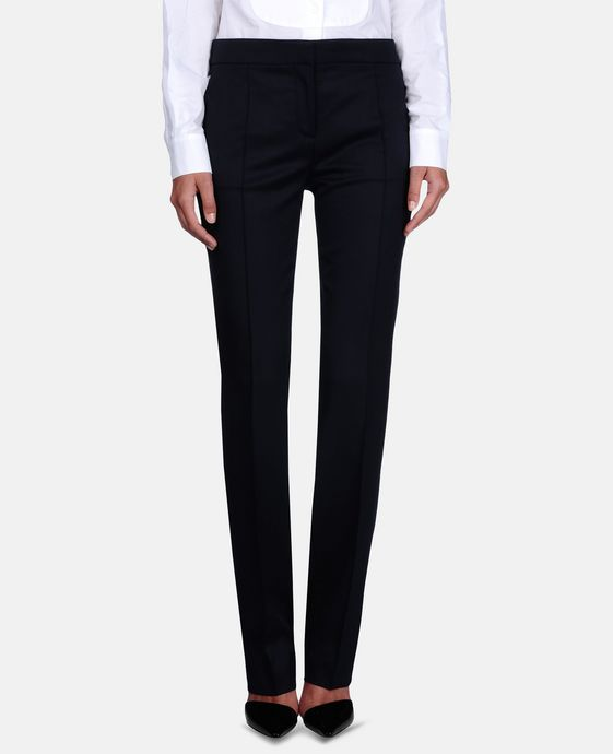 STELLA McCARTNEY Ink Anna Trousers Tailored D h