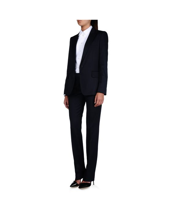 STELLA McCARTNEY Ink Anna Trousers Tailored D g