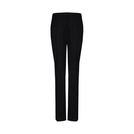 STELLA McCARTNEY Tailored D Black Anna Trousers f