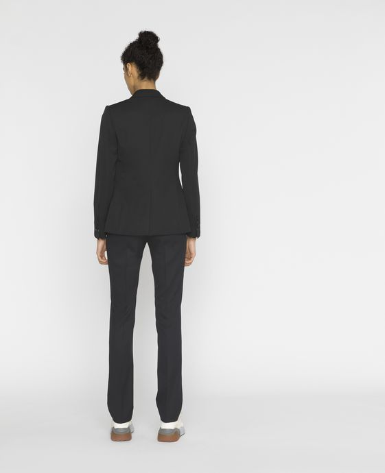 STELLA McCARTNEY Black Anna Trousers Tailored D g