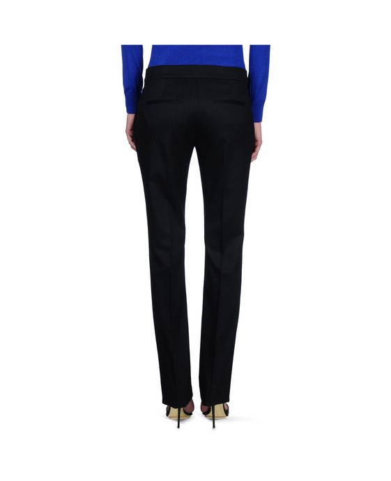 STELLA McCARTNEY Black Anna Trousers Tailored D i