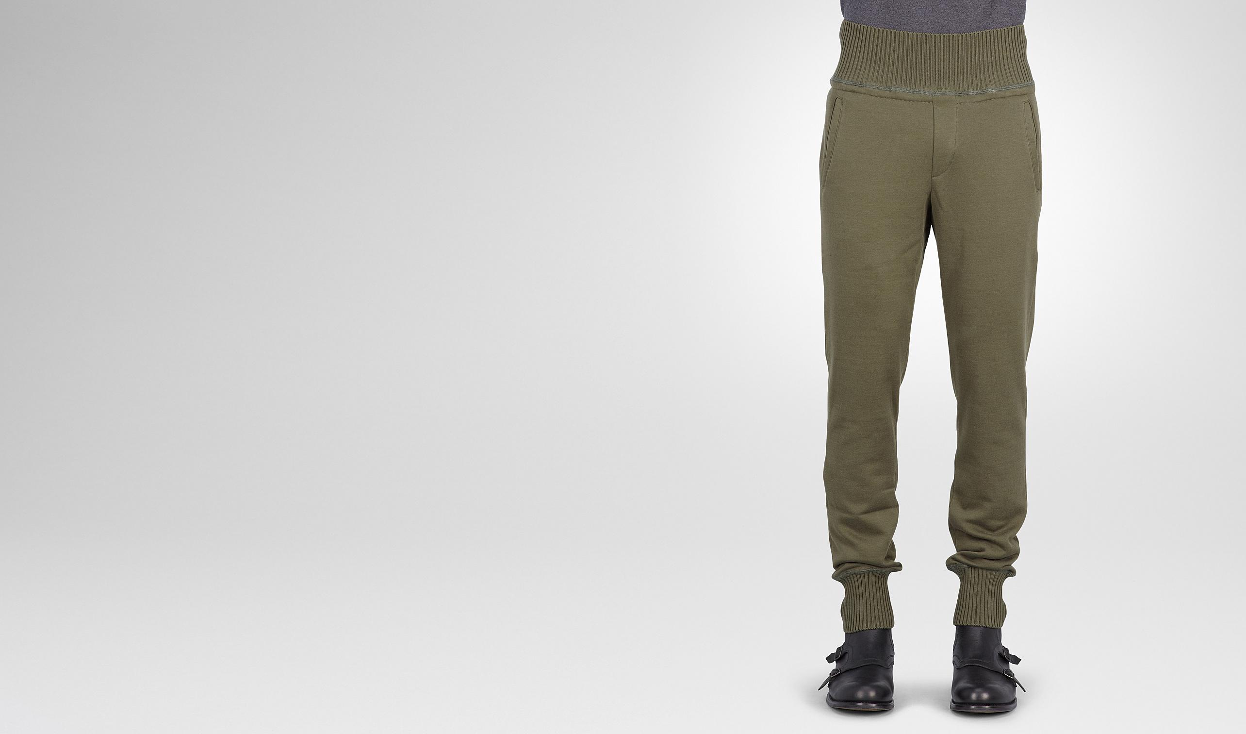 BOTTEGA VENETA Jeans or Pant U Sergeant Organic Cotton Wool Jersey Pant pl