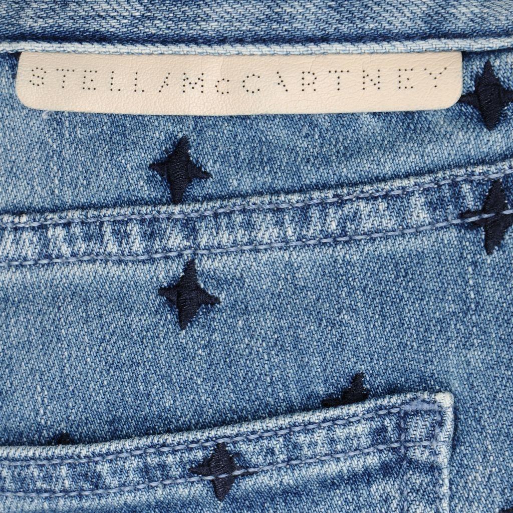 Skinny Boyfriend Jeans - STELLA MCCARTNEY