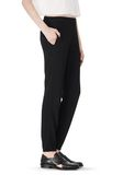 T by ALEXANDER WANG VISCOSE CREPE TRACK PANTS PANTS Adult 8_n_e