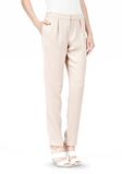 T by ALEXANDER WANG DRAPE SUITING TAPPERED TROUSERS PANTS Adult 8_n_e