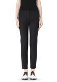 ALEXANDER WANG SKINNY PANT WITH SIDE SEAM DETAIL PANTS Adult 8_n_d