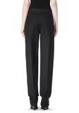 ALEXANDER WANG LOW WAISTED PINSTRIPE PANT PANTS Adult 8_n_a
