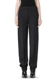 ALEXANDER WANG LOW WAISTED PINSTRIPE PANT PANTS Adult 8_n_d