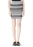 T by ALEXANDER WANG RIB KNIT PENCIL SKIRT SKIRT Adult 8_n_d