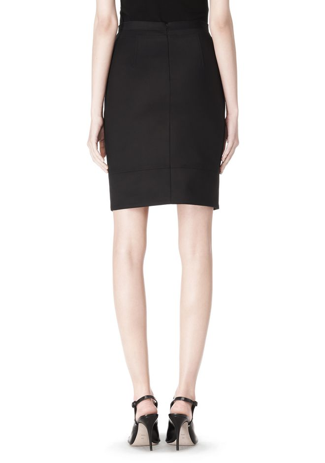 ALEXANDER WANG HIGHWAISTED PENCIL SKIRT  SKIRT Adult 12_n_d