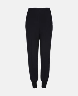 Black Julia Trousers