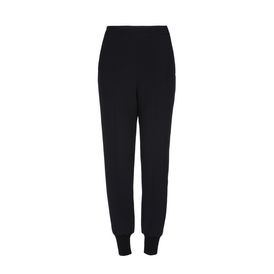 STELLA McCARTNEY Tapered D Black Julia Trousers f