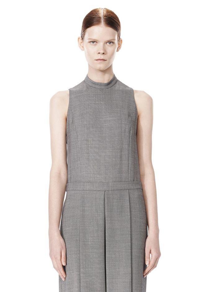 ALEXANDER WANG BACKLESS ROMPER  Long dress Adult 12_n_d