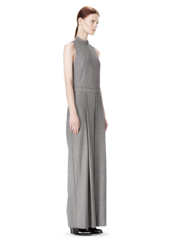 ALEXANDER WANG BACKLESS ROMPER  Long dress Adult 12_n_e